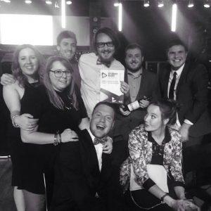 SRA Silver Award Winners!