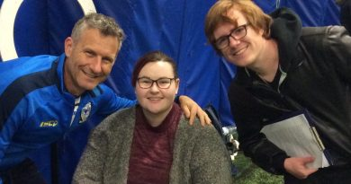An Interview with Adam Hills