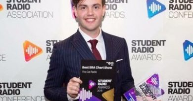 National success for University of Chester Radio student