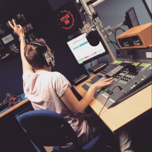 Will in studio